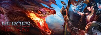 Heroes of Dragon Age постер8
