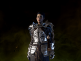 Доспех рыцаря-храмовника