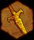 Эскиз отменного большого меча (иконка)