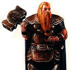 Noble caste dwarf
