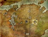 Dalish Camp Map