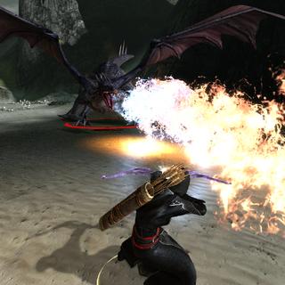 Battling the High Dragon