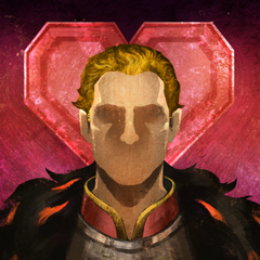 Cullen's romance tile in DA Keep