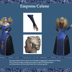 Empress Celene cosplay guide