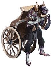 Qunari slave