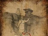 Кодекс: Кроки гробницы у статуи