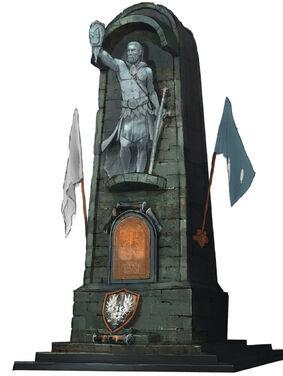 Памятник Дункану