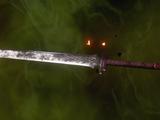 Эскиз: Отменный гравированный большой меч