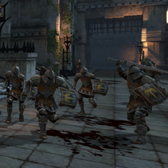 Guardsmen Pretenders