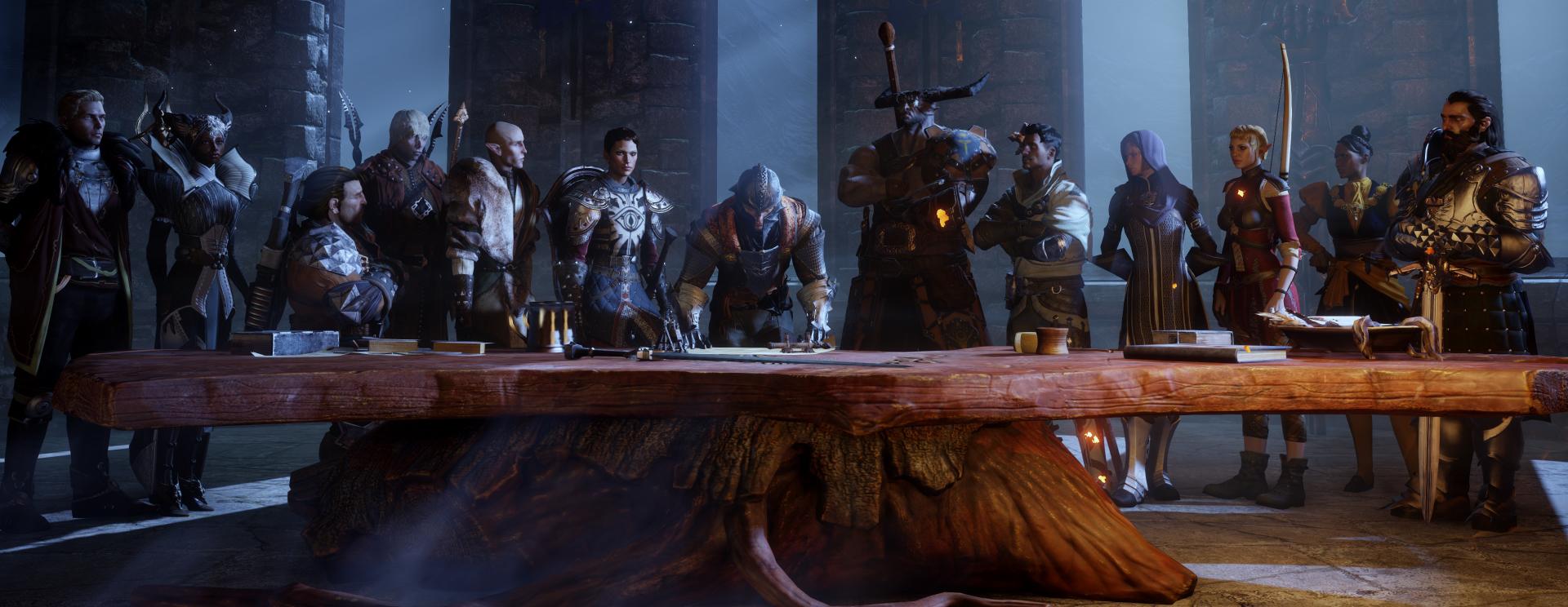 Inquisition Dragon Age Wiki Fandom Powered By Wikia