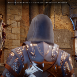 Livius' giftiger Einfluss auf die verbliebenen Wächter in den Graten