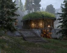 Kriegsverweigerer - Die Hütte