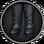 Mittelschw. Beinschutz icon
