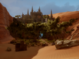 Безветренные руины