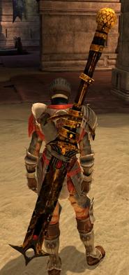 Ключ Хоука (большой меч)