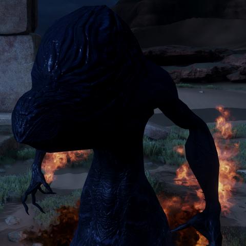 A non-hostile guardian