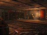 Заброшенный склад