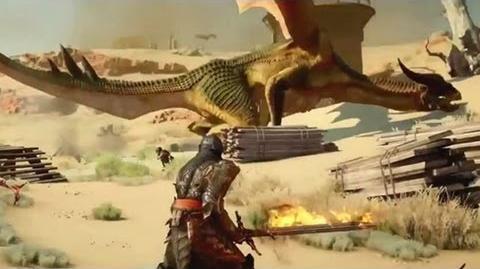 Dragon Age Inquisition - Gameplay-Trailer zeigt Kämpfe, Magie & Drachen