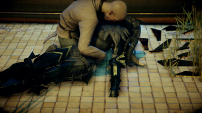 Solas and Flemythal