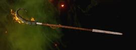 Огненный посох чародея
