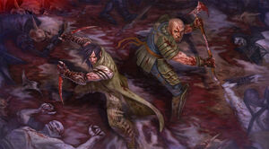 Создание персонажа RPG