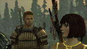 Alistair and Mage
