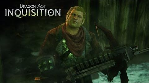 DRAGON AGE™ INQUISITION Tráiler Oficial – Varric