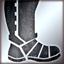 Heavy boots silver DA2