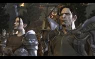 Teyrn Loghain and Ser Cauthrien