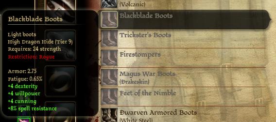 BootsExist