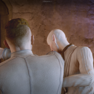 Inkwizytor uderza Solasa