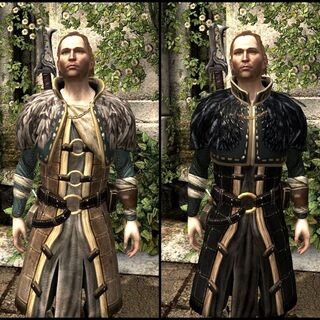 Renegade's Coat comparison