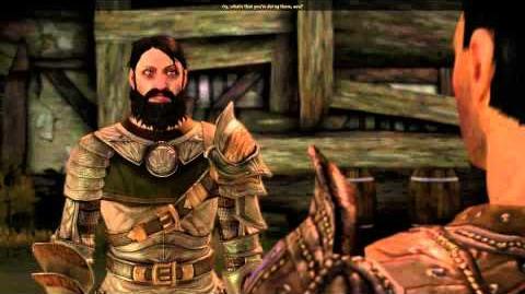 Dragon Age Cut content