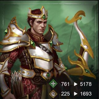 Crowned Prince Sebastian Vael promotion in <i>Heroes of Dragon Age</i>