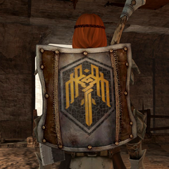 Kirkwall City Guard Shield