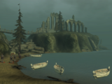 Pirate Infested Shore