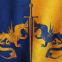 The De Montfort Crest