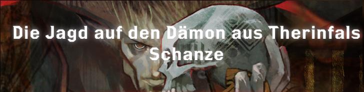 Die Jagd auf den Dämon aus Therinfals Schanze - Font