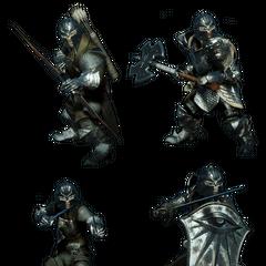 The dwarf Inquisitor