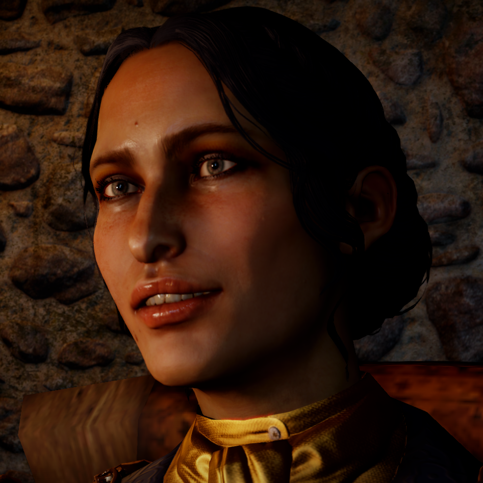 Josephine Dragon Age Inquisition