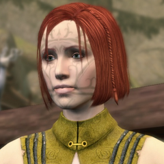 Maren, keeper of the halla
