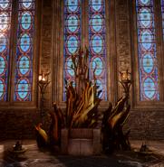 Трон Церкви