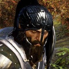 Blackwall's profile on the official Dragon Age: Inquisition website