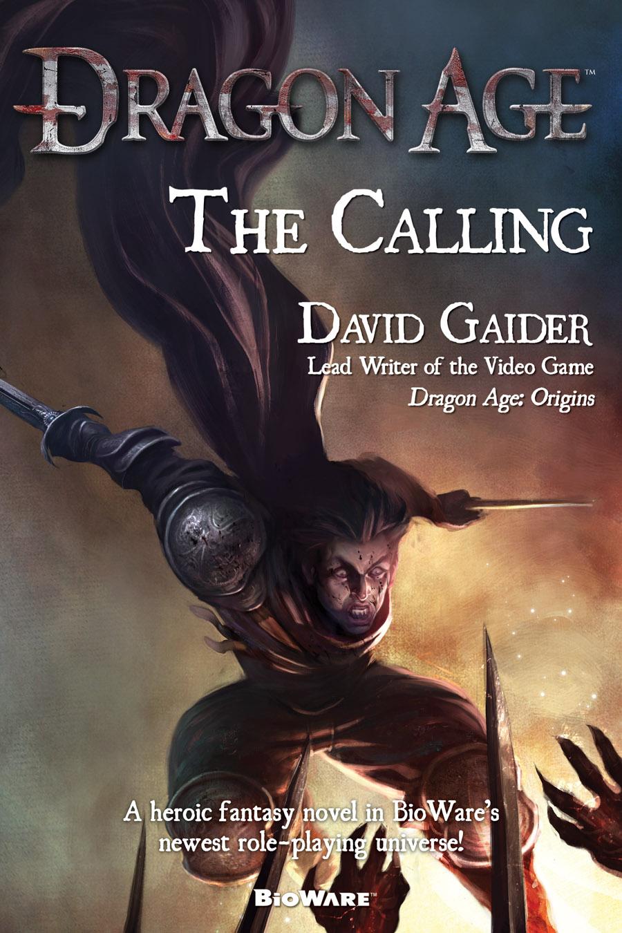 DA The Calling cover