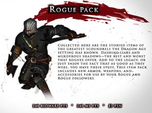 Item pack-01-rogue