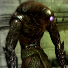 Torpor, a sloth demon in shade form in <i><a href=