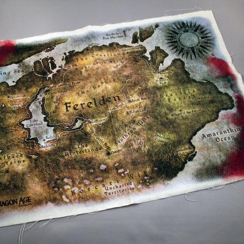Mapa z edycji kolekcjonerskiej