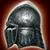 Массивный шлем (красный)