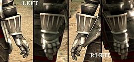 Перчатки кровавого дракона