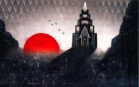 Фреска, изображающая Тевинтер